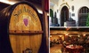 "San Antonio Winery - Chinatown: $25 Ticket to October 18 ""Taste of Italy"" Wine Tasting at San Antonio Winery"