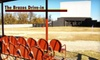 Brazos Drive-in Theatre - Granbury: $9 for One Double-Feature Admission to The Brazos Drive-In Theatre in Granbury (Up to $18 Value)