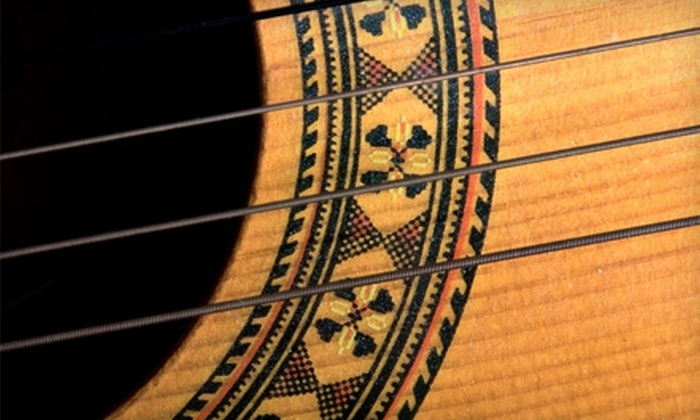 Agawam Music - Agawam: $40 for Four Private 30-Minute Music Lessons at Agawam Music in Agawam ($80 Value)
