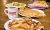 Ol' South Pancake House - Mid-Park: Pancakes and Southern Diner Fare at Ol' South Pancake House (Half Off). Two Options Available.