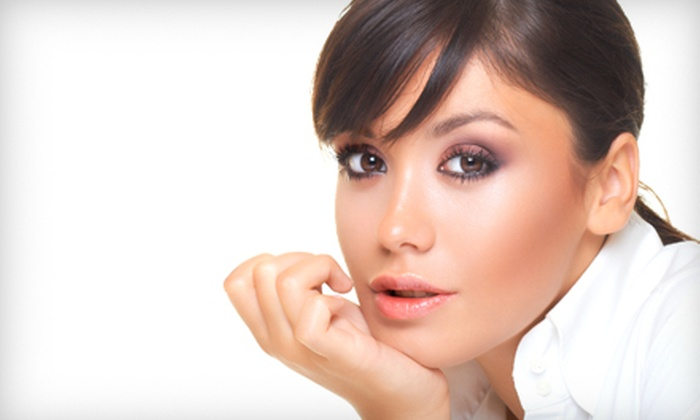 Body Synergy - Flat Rock: Eye Treatment and Brow Shaping or 60-Minute Facial Package at Body Synergy in Flat Rock