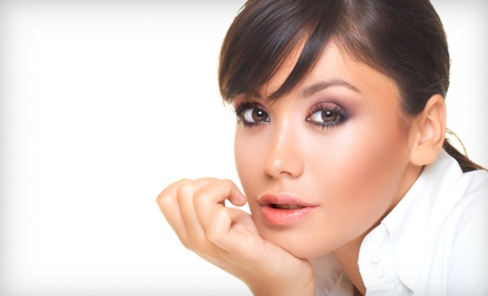 Body Synergy: De La Terre Eye Treatment and Brow Shaping - Body Synergy in Flat Rock
