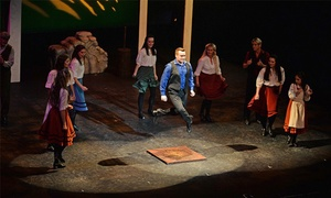 """""""irish Christmas"""" At Fox Performing Arts Center On Friday, December 12, At 7 P.m. (up To 24% Off)"""