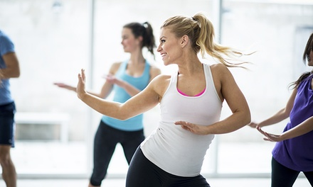 Up to 51% Off Zumba Classes at The Blind Zumba Lady