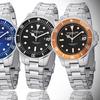 Stührling Original Men's Stainless Steel Diver Watches