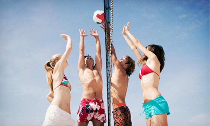 Austin Clan of Everything Social - Pflugerville: Coed Sand-Volleyball League Entry for an Individual or Team from Austin Clan of Everything Social (Up to 57% Off)