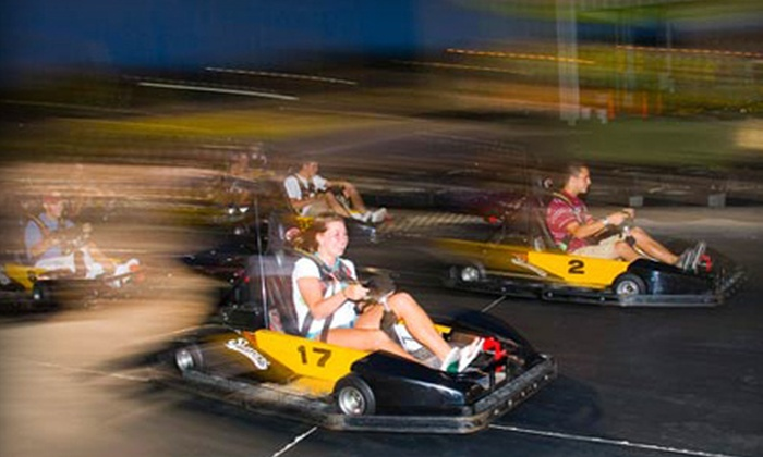 Swaders Sports Park - Bland: $25 for $50 Worth of Activities at Swaders Sports Park in Prince George