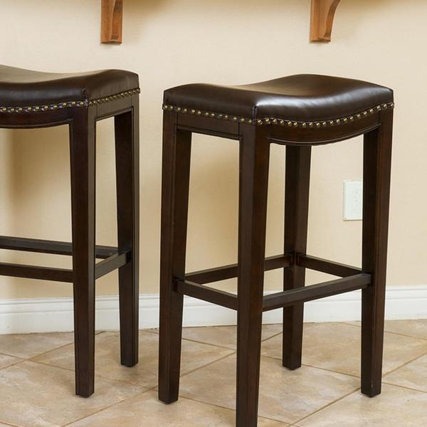 Backless Barstools Set Of 2 Groupon