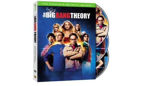 The Big Bang Theory: The Complete Seventh Season on DVD c65ce170-9148-11e6-a174-00259060b5da