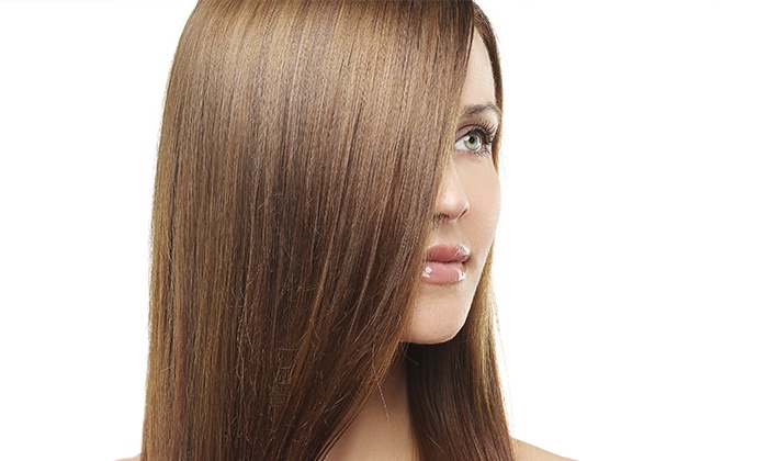 Shalimar Salon and Spa - Shalimar Salon and Spa- Aveda concept salon in Anthem: $29 for an Aveda Hair-Therapy Treatment with Blowout and Style at Shalimar Salon and Spa ($75 Value)