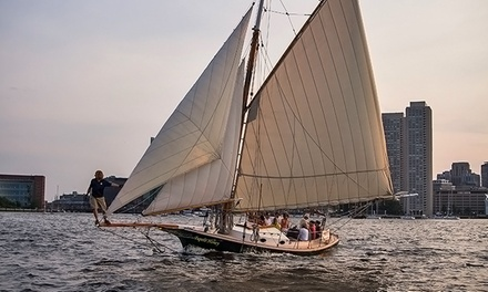 Two-Hour BYOB/F Public Traditional Sailing Adventure on Boston Harbor from Come Sail Away Now (Up to 61% Off)
