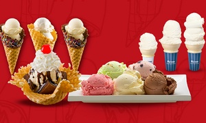 Ritter's Frozen Custard: Frozen Custard, Cakes, and Pies at Ritter's Frozen Custard (40% Off). Two Options Available.