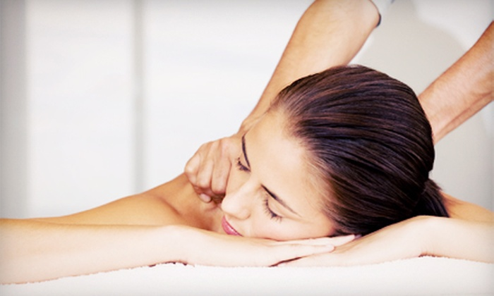 Queen Anne Nails - Fremont: One or Three 60-Minute Massages at Queen Anne Nails (Up to 55% Off)