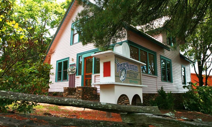 Evergreen cottage inn cabins in cosby tn groupon for Evergreen cottage