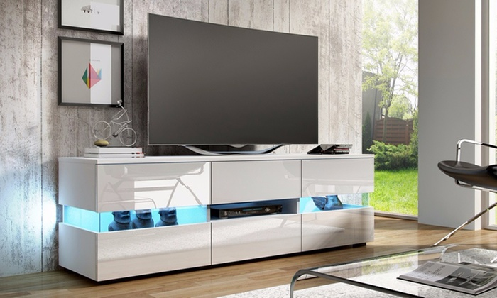 meuble tv extra groupon shopping. Black Bedroom Furniture Sets. Home Design Ideas