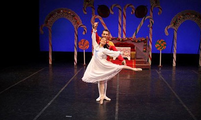 """Cornerstone Studio presents """"The Nutcracker"""" - Eastgate: $10 for Ballet Outing to Cornerstone Studio's Production of """"The Nutcracker"""" in Bellevue (Half Off). Four Shows Available."""