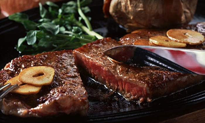 Passport Restaurant - Old Market,Downtown: $20 for $40 Worth of Steakhouse Fare and Drinks at Passport Restaurant