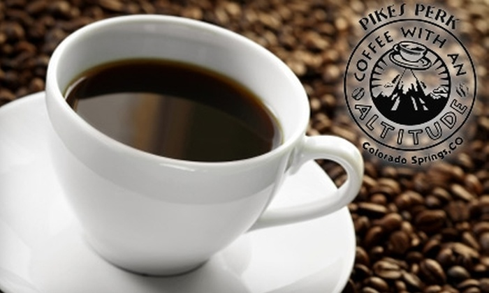 Pikes Perk - Multiple Locations: $4 for $8 Worth of Coffee, Tea, and More at Pikes Perk. Choose One of Two Locations.