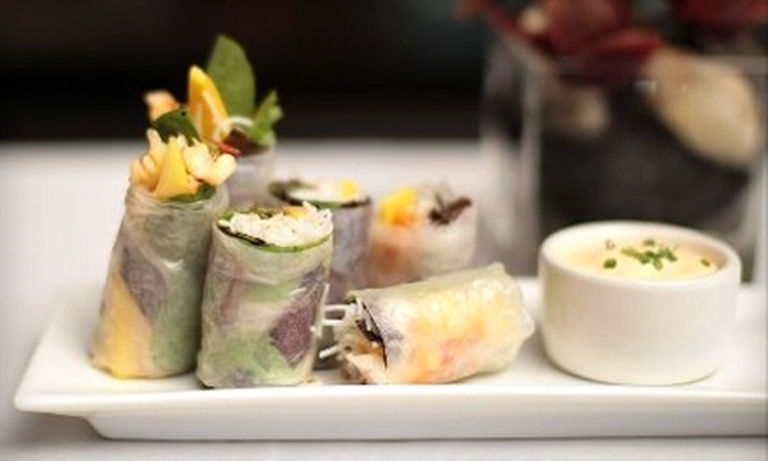 Three Seasons - University South: $20 for $40 Worth of Vietnamese Dinner Cuisine and Drinks at Three Seasons in Palo Alto