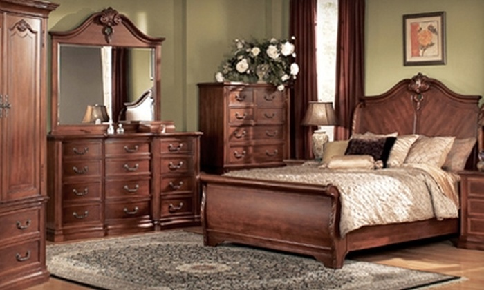The Bedroom Store - Multiple Locations: $50 for $200 Toward a Bedroom Set at The Bedroom Store