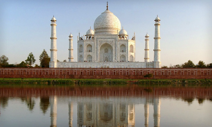 Indian Tour with Airfare - Jaipur 302 002: Nine-Day Guided Tour of India's Golden Triangle from Classic Escapes with Airfare, Accommodations, and Some Meals