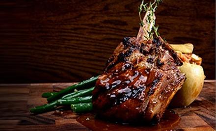 $50 Groupon to Bridget's Modern Steakhouse - Bridget's Modern Steakhouse in Ambler