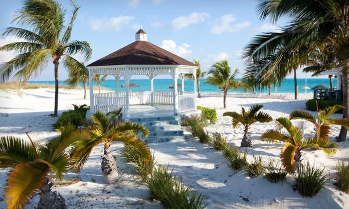 White Sand Beach Resort In The Bahamas