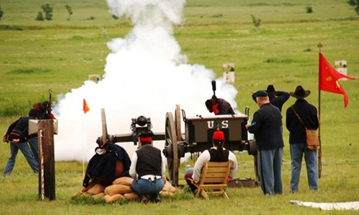 Fort Concho Museum - San Angelo: $5 for Self-Guided Tour for up to Two Adults and Four Children at Fort Concho Museum in San Angelo (up to $12 Value)