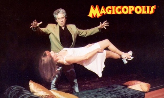 Magicopolis - Downtown Santa Monica: $14 for One Ticket to a Magicopolis Magic Show in Santa Monica