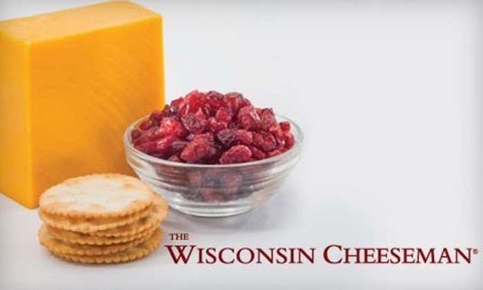 The Wisconsin Cheeseman - Sun Prairie: $20 For Your Choice of One of Three Cheese Courses From The Wisconsin Cheeseman in Sun Prairie (up to a $45 value)