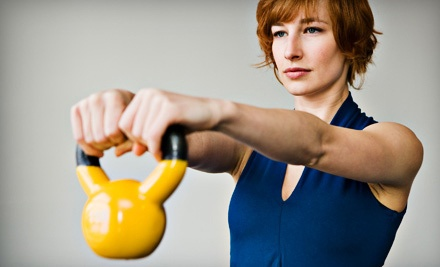 5 Kettleball Class Pass (a $75 value) - Integrated Fitness Training in Pittsburgh