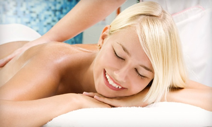 New Concepts Med Spa - Oaks: Spa Day with Massage, Infrared Sauna, Red-Light Treatment, and Facial at New Concepts Med Spa in Oaks. Two Options Available.