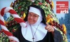 "Half Off Tickets to ""Sister's Christmas Catechism"""