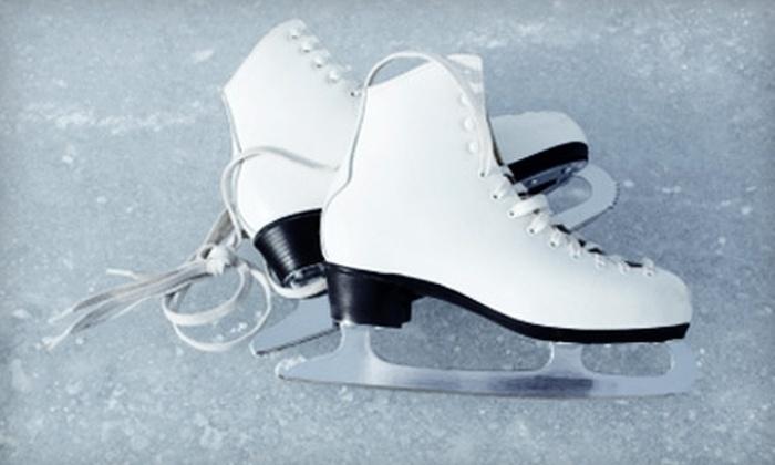Blazers Ice Centre - Oklahoma City: $49 for a Summer Skate Pass to Blazers Ice Centre ($99 Value)