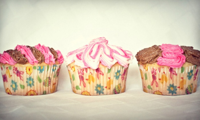 Cherie's Cake Boutique - Deer Ridge: Two Dozen Cupcakes or 30 Cake Pops from Cherie's Cake Boutique (Up to 51% Off)