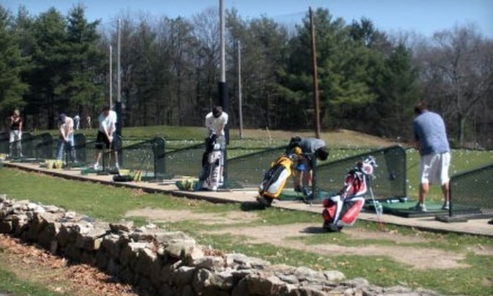 Natick Golf Learning Center - Natick: $25 for a Pass for Five Large Buckets of Range Balls at Natick Golf Learning Center in Natick ($50 Value)