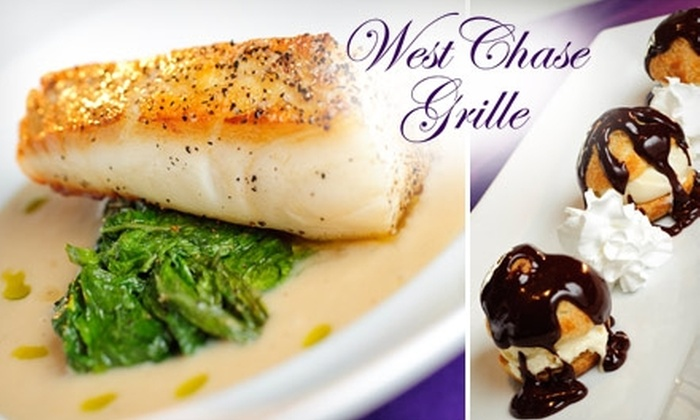 WestChase Grille - Overland Park: $50 Worth of Fine Dining at WestChase Grille