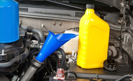 Total Auto Repair: Oil-Change Package - Total Auto Repair in St. Catharines