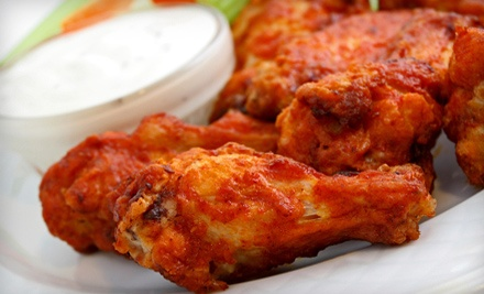 $20 Groupon - King of Wings in Houston
