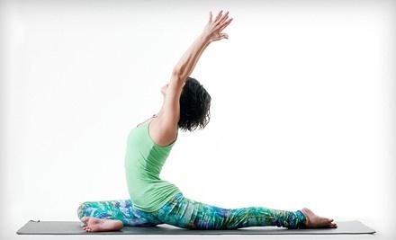 10 Drop-In Yoga Classes (a $90 value) - Cascade Yoga Studio in Grand Rapids