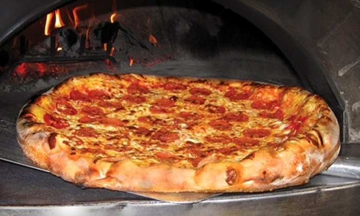 Mr. P's Pizzeria - Wilmington-Newark: $12 for $25 Worth of Pizza, Pasta, and Drinks at Mr. P's Pizzeria in Lewes