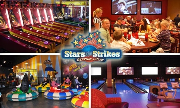$8 for Bowling and More - DUPE - Stars and Strikes Family ...