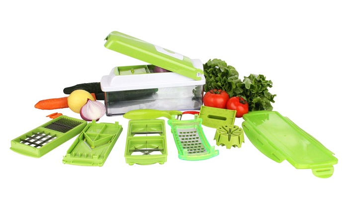 Chop Wizard Kitchen Gadget (10-Piece)