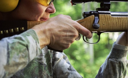 Two-Hour Military Rifle-Shooting Experience (a $200 value) - Dynamic Firearms Training in Uniondale