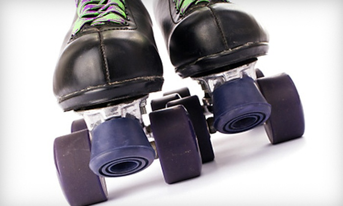 Spinners Rink - West Seneca: Roller-Skating Package for Two or Four at Spinner's Rink in West Seneca