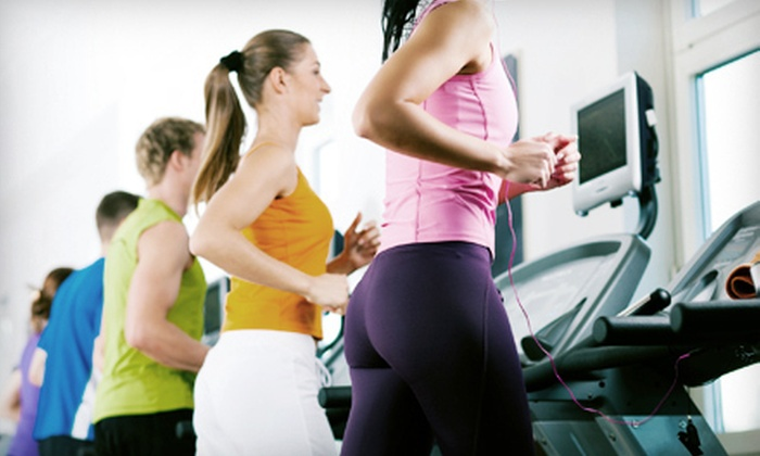 World Sports Fitness - World Sports Fitness: 5 or 10 Group Fitness Classes or 3 Personal-Training Sessions at World Sports Fitness in Wixom (Up to 73% Off)