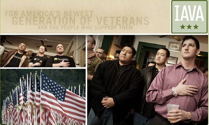 IAVA - Boston: Support Boston Veterans: Fund IAVA Community Event