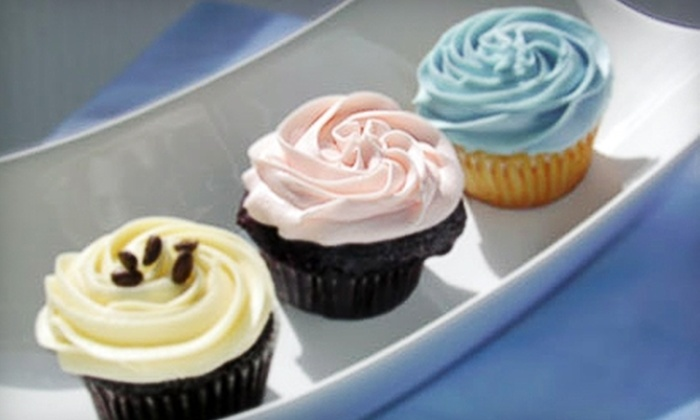 Buttercream Bake Shoppe - Multiple Locations: $5 for $10 Worth of Cupcakes and More at Buttercream Bake Shoppe