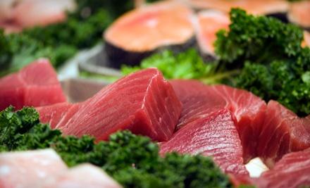 $30 Groupon to Welton's Seafood Market - Welton's Seafood Market in Norfolk