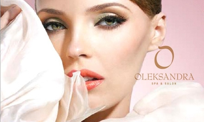 Oleksandra Spa & Salon - The Strip: $30 for $65 Toward Services at Oleksandra Spa & Salon in the Treasure Island Hotel & Casino